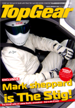 Mark Sheppard is the Stig!