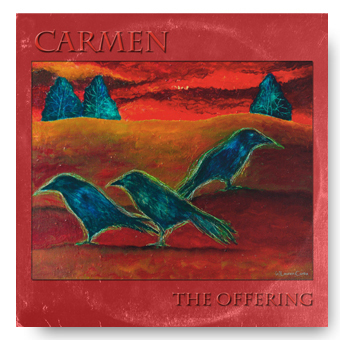 Carmen - the Offering © FK 2014